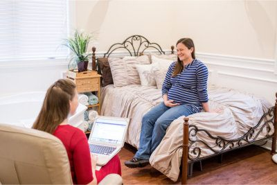 Mary prenatal appointment